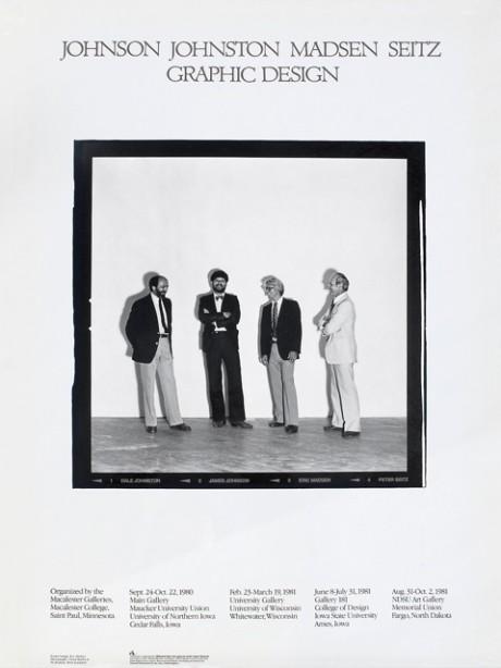 Designer: Eric Madsen, Photographer: Chuck Keeler, 1980