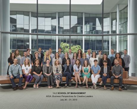 Yale Class Photo