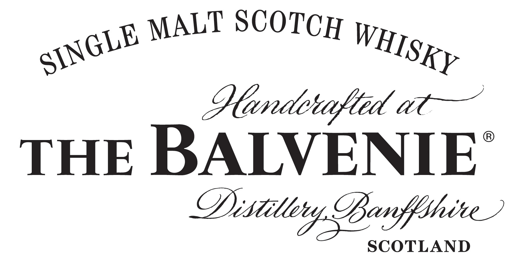 The Balvenie Scotch Whisky logo