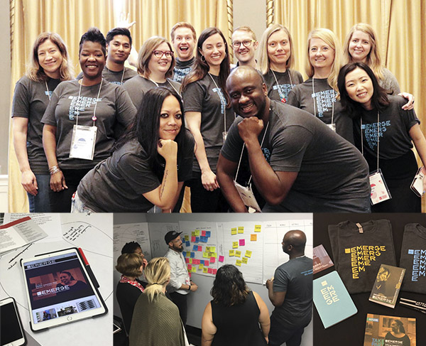 EMERGE at AIGA Leadership Retreat 2018